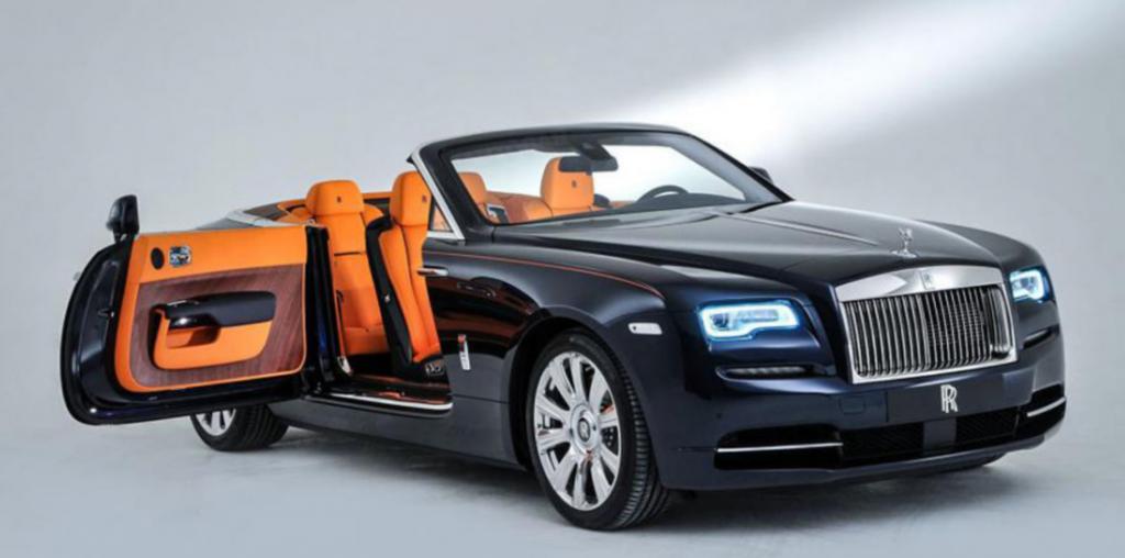 Rolls Royce coerenza